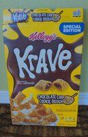 Krave chocolate chip cookie dough - Product - en
