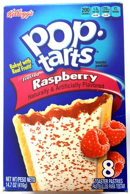 Pop Tarts Frosted Raspberry - Product - en