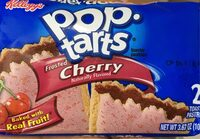 Frosted cherry toaster pastries, frosted cherry - Product - en