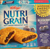 Blueberry soft baked breakfast bars - Product