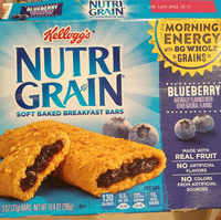 Nutri Grain blueberry - Product