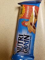 Kellogg's Nutri Grain Soft Baked Breakfast Bars Strawberry - Product