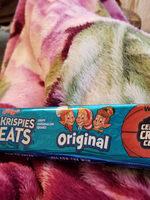 Crispy marshmallow squares, original - Product - en