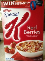 Special K Red Berries - Product
