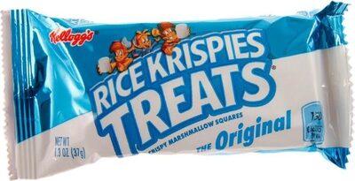 Kellogg'S Rice Krispies Treats Squares Original 1.3Oz - Product - en