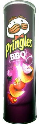 Bbq potato crisps - Product - en