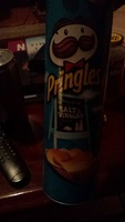 Potato crisps, salt & vinegar - Produit - en