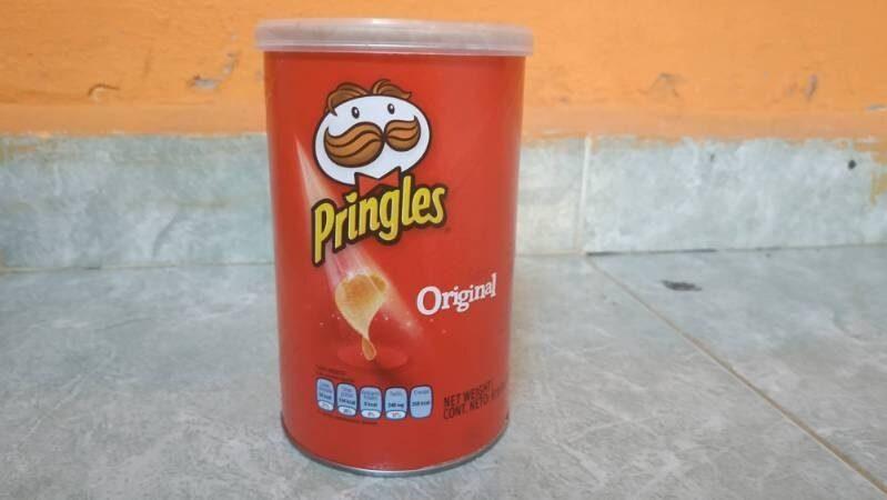 Potato crisps - Producto - es