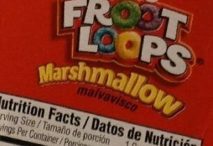 Céréales Froot Loops Marshmallow - Product