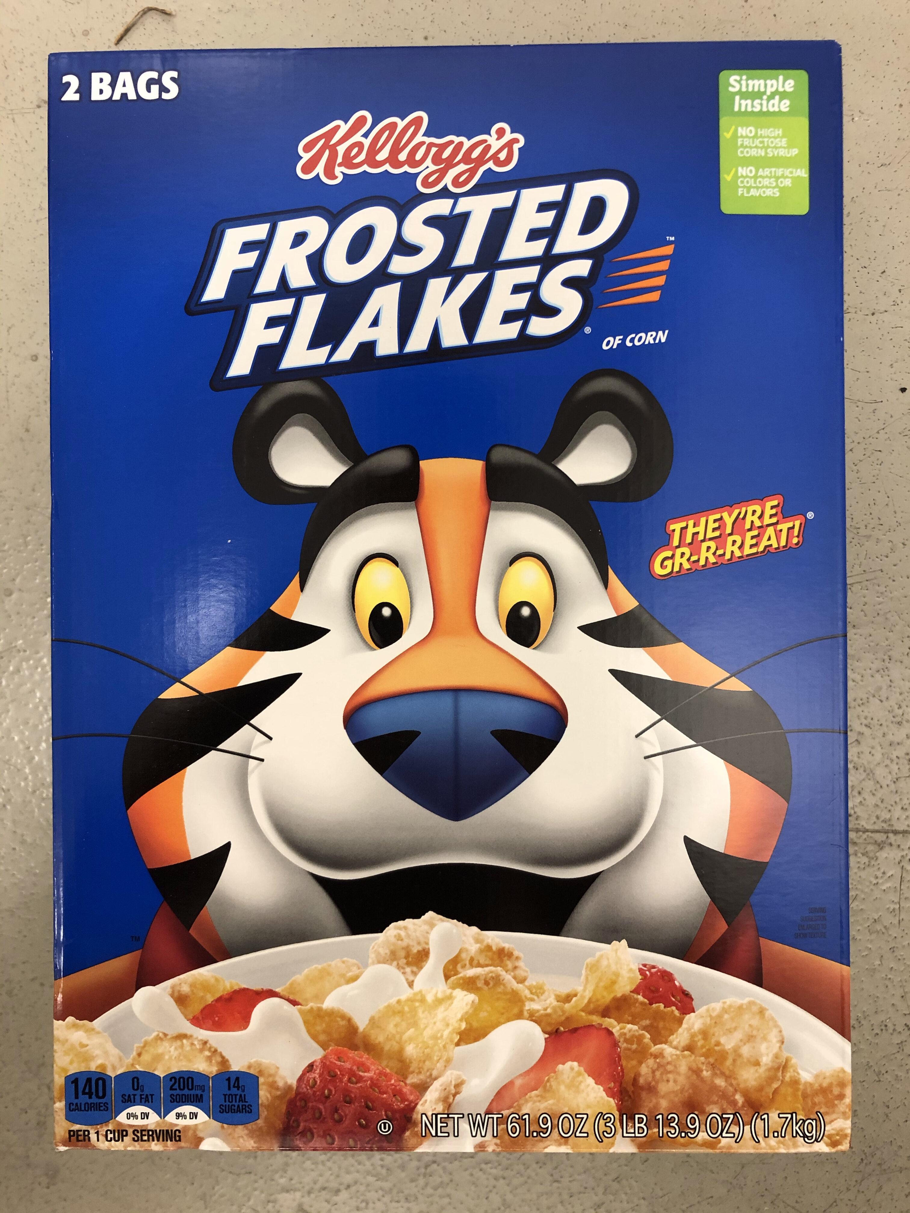 Cereal - 製品 - en