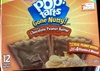 Kellogg's, pop-tarts, frosted toaster pastries, chocolate peanut butter, frosted chocolate peanut butter - Product