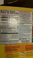 Eggo waffles - Ingredients - en