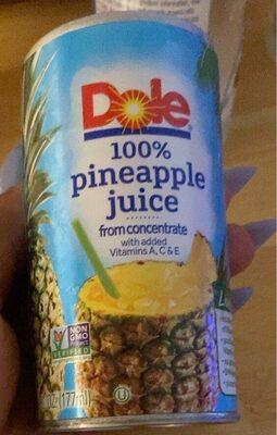 Pineapple juice - Prodotto - en