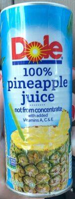 Pinapple juice - Product - en