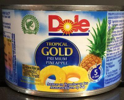 Pineapple - Produit
