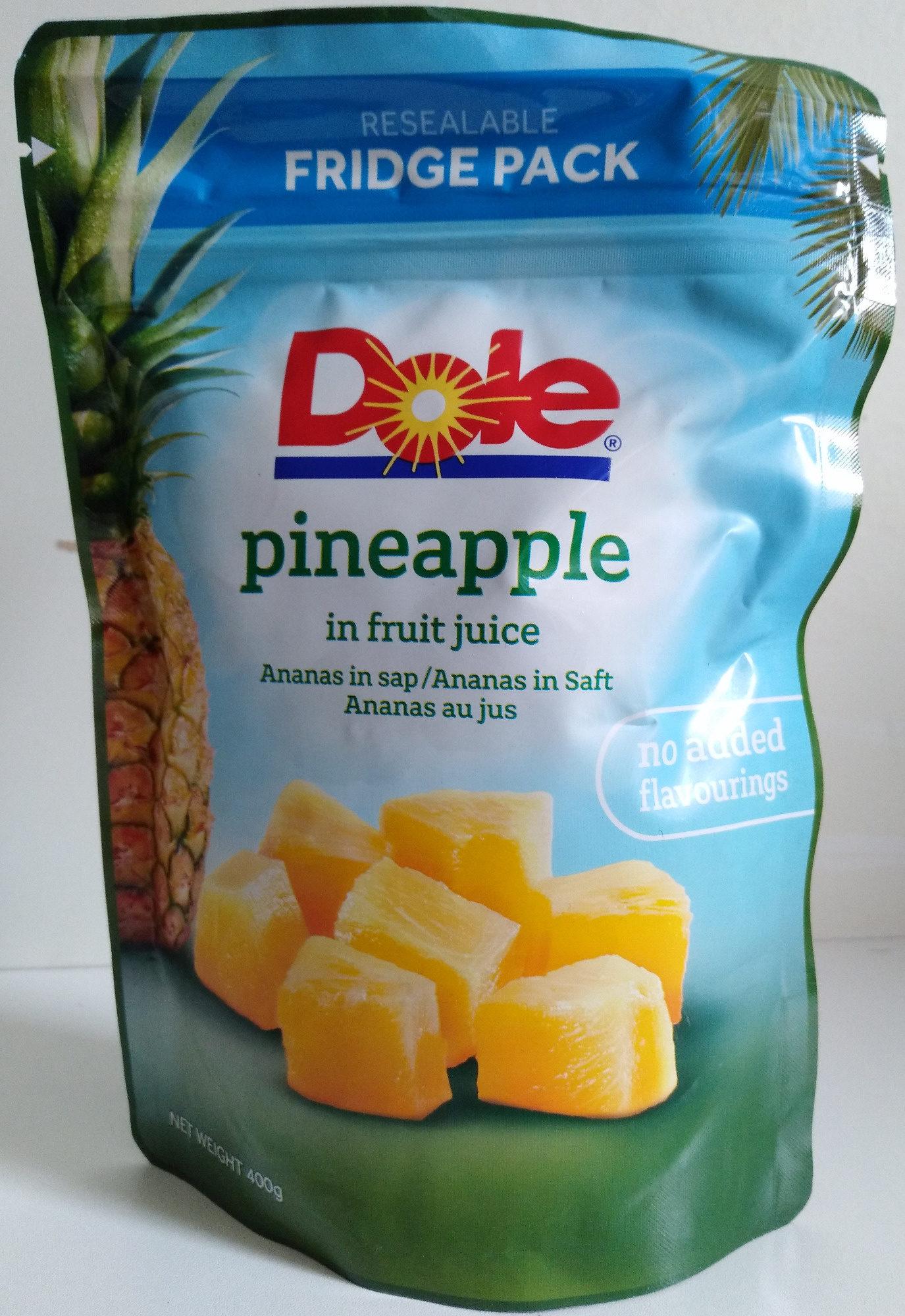 Ananas au jus - Produkt - de