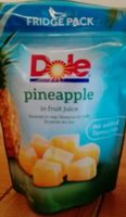 Ananas au jus - Produit