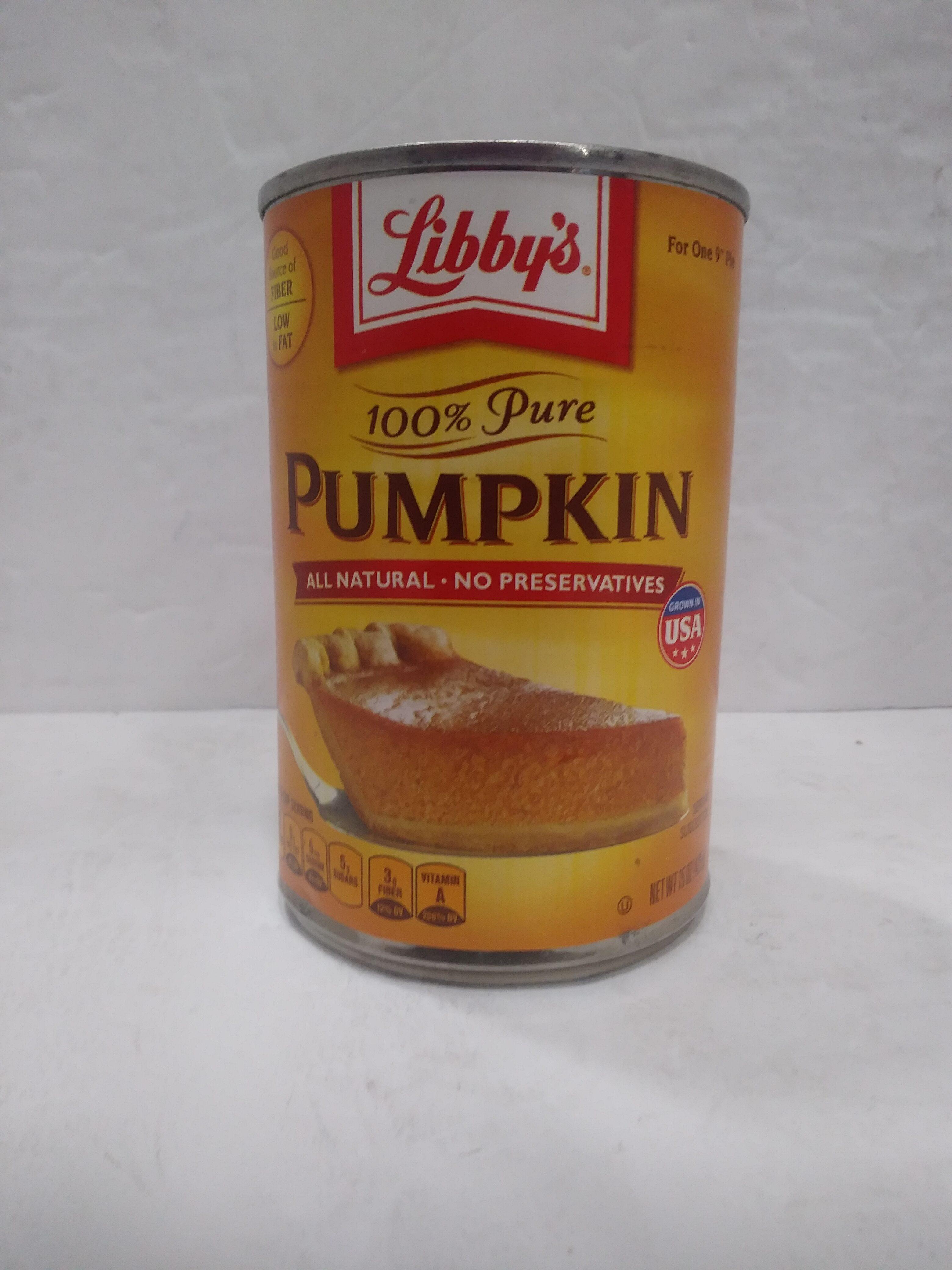 Pumpkin - Product - en
