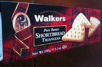 Pure butter shortbread triangles - Product