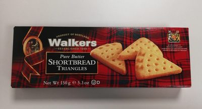 Shortbread Triangles - Product