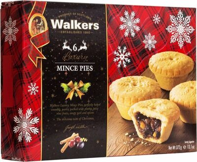 Mince pies - Product - en
