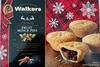 Luxury Fruit Mince Pies - Produit