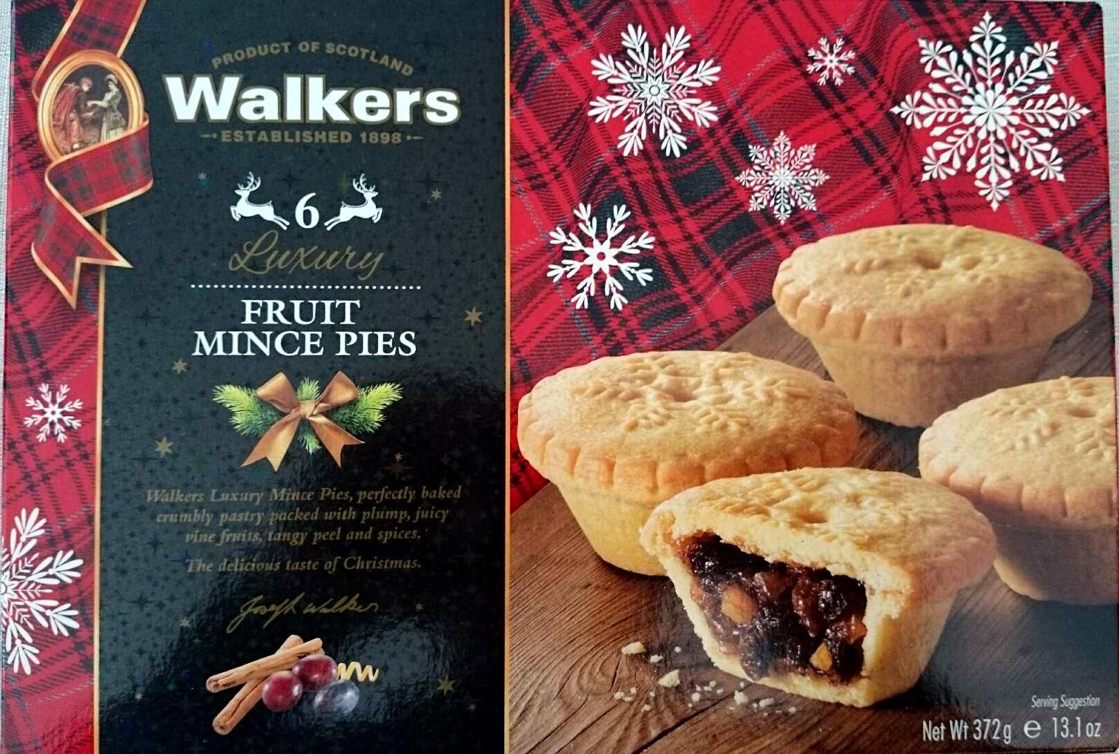 Luxury Fruit Mince Pies - Product - en