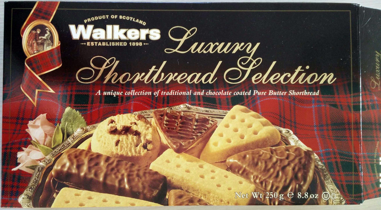 Luxury Shortbread Selection - Product - en