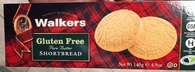Pure Butter Shortbread (Gluten free) - Product