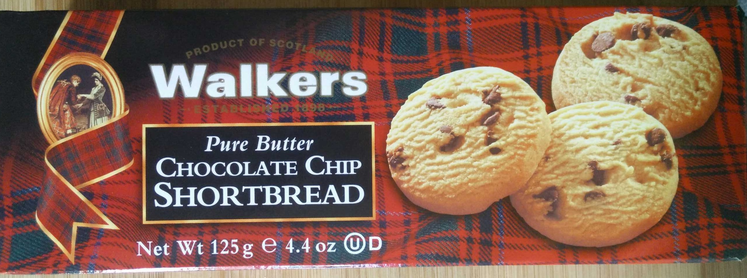 Pure butter shortbread - Product