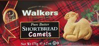 Pure Butter Shortbread Camels - Product