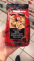 Pure Butter MINI CHOC CHIP SHORTBREAD ROUNDS - Product