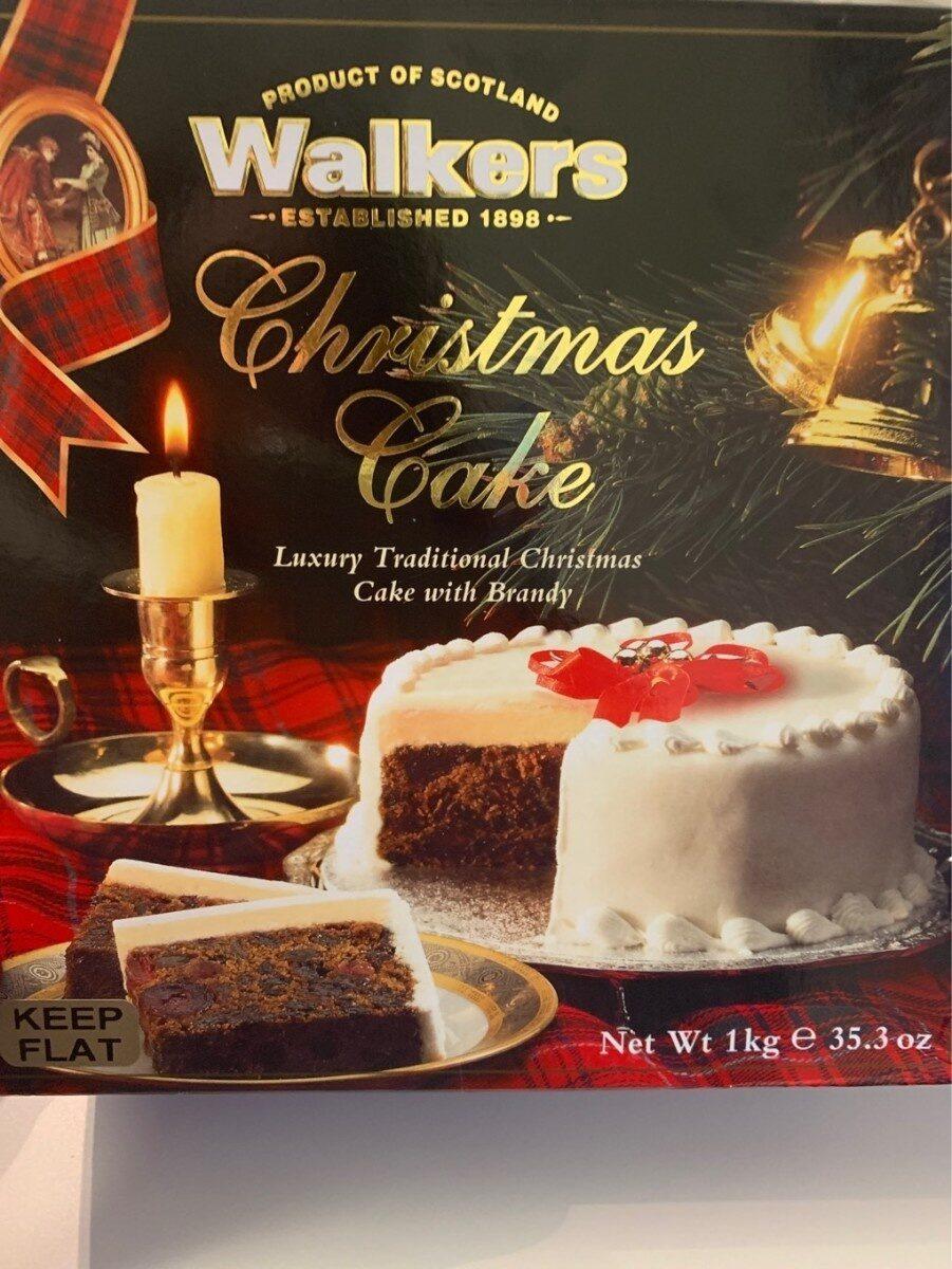Christmas Cake - Product