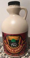 100% pure maple syrup - Produit - fr