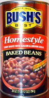 Bush's Best Homestyle Baked Beans - Product