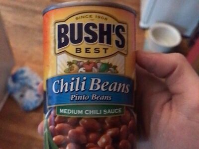 Pinto Beans In Chili Sauce, Medium - Produkt - en