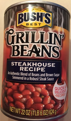 Steakhouse Recipe Grillin' Beans - Product