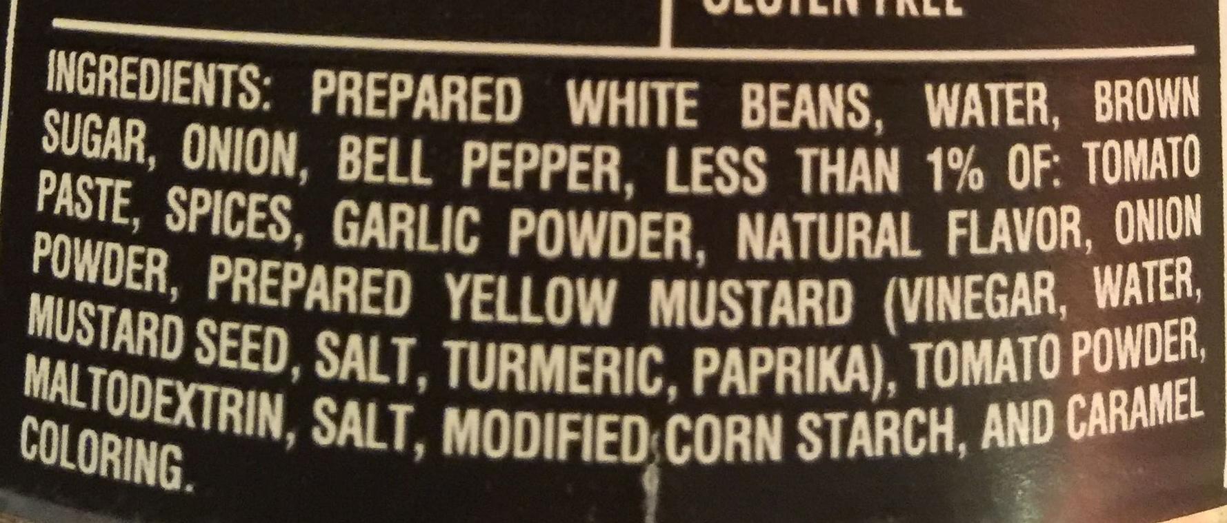 Steakhouse Recipe Grillin' Beans - Ingrediënten