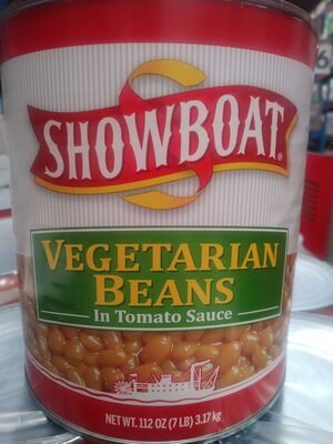 Vegetarian Beans in Tomato Sauce - Prodotto - en