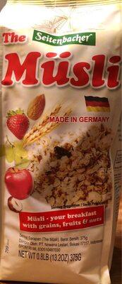 The muesli - Product - fr