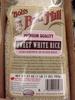 Premium Quality Sweet White Rice (sushi rice) - Produit