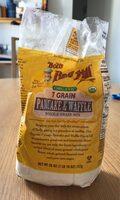 Organic 7 grain pancake & waffle whole grain mix - Product