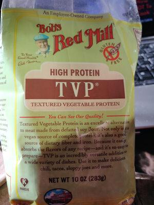 High Protein TVP - Produkt - en