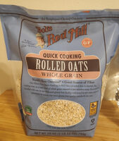 Quick Cooking Rolled Oats - Product - en