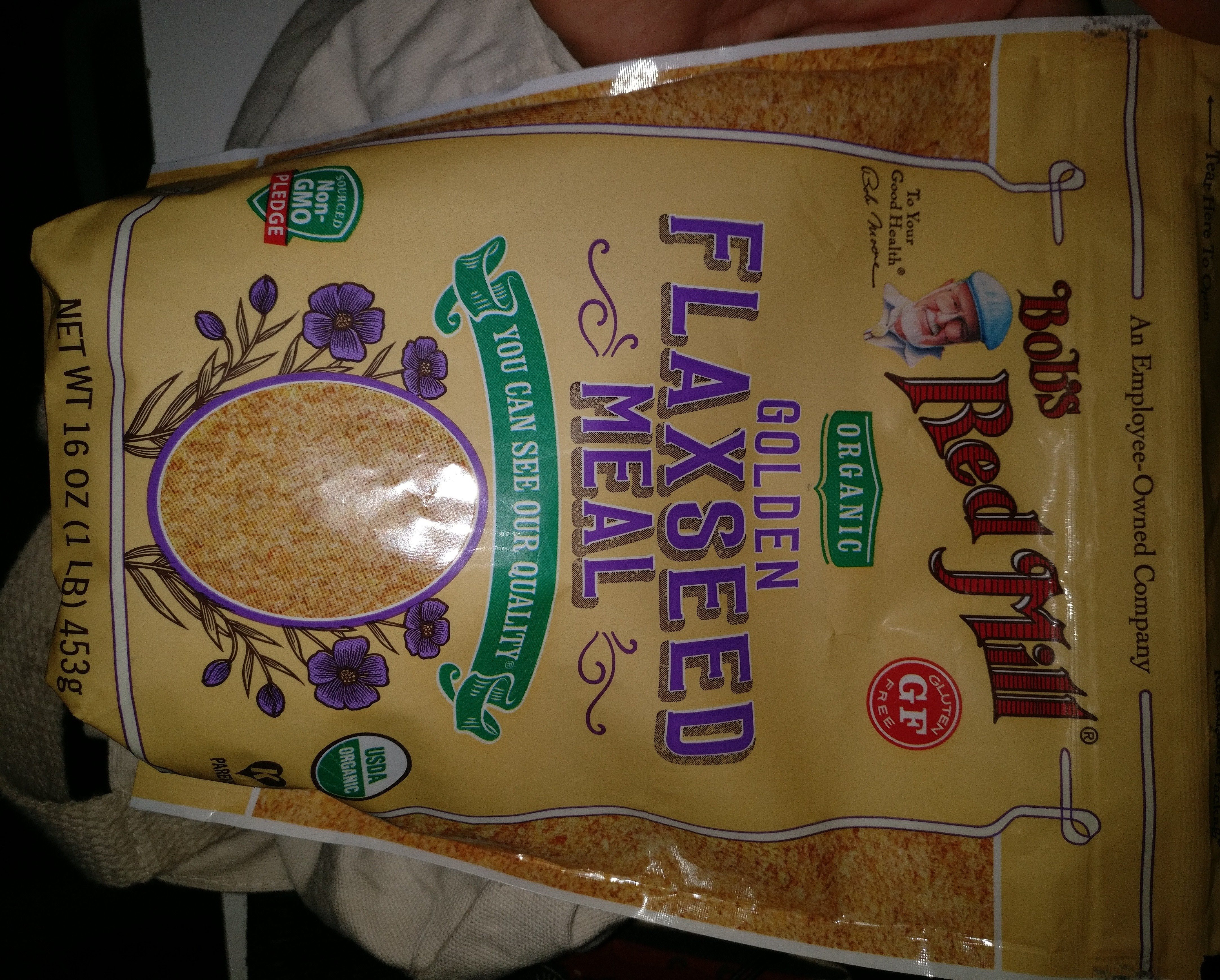 Golden Flaxseed Meal - Product