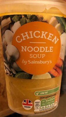 Chicken noodle soup - Produit
