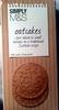 Simply M&S  oatcakes - Produit