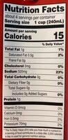 Trader Joe's Organic Free Range Chicken Broth - Nutrition facts
