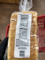 Canadian white bread - Product