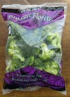 broccoli florets - Product - en